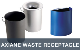 Axiane Waste Receptacle