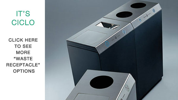 Cilco Waste Receptacles