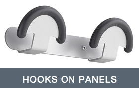 Hooks on Panels