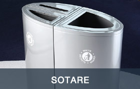 Sotare Waste Receptacle