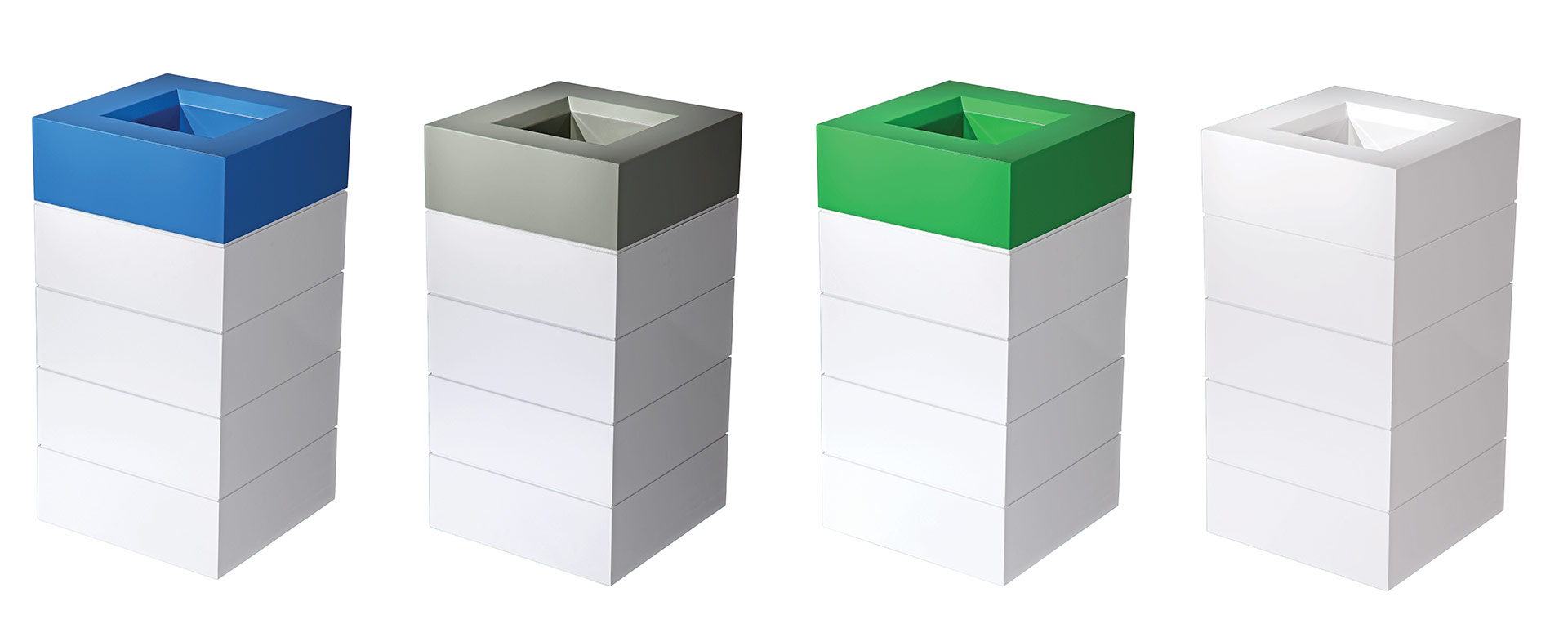 STILO Waste Receptacles