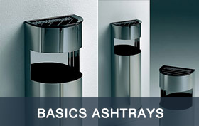 Basics Ashtrays
